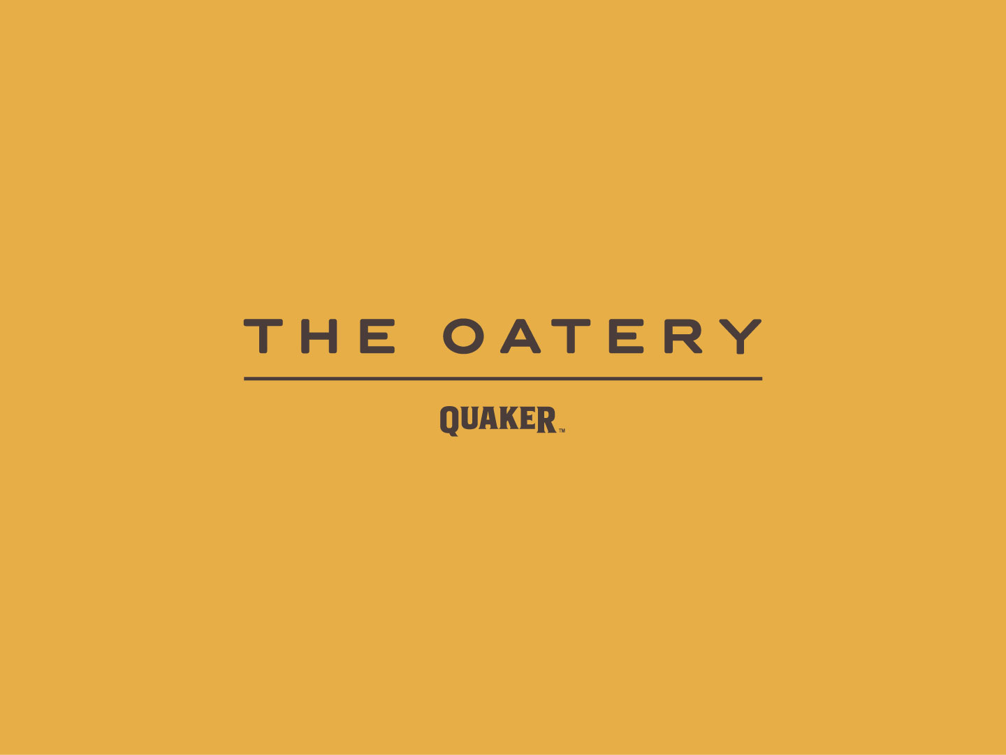 THE OATERY
